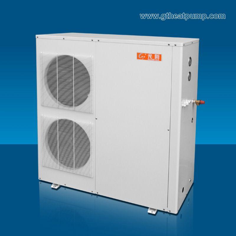 Monobloc Heat Pump with Buffer Tank