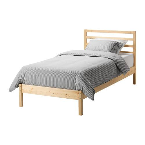 single bed- solid pine wood