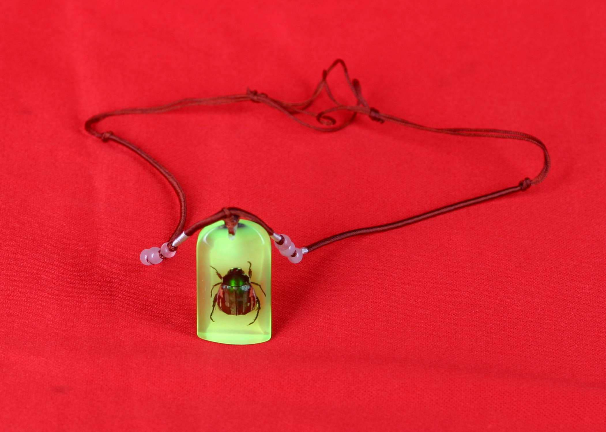 Real Insect, Beetle, Butterfles In Artificial Amber For Jewelry Necklace, Bracelet, Pendant