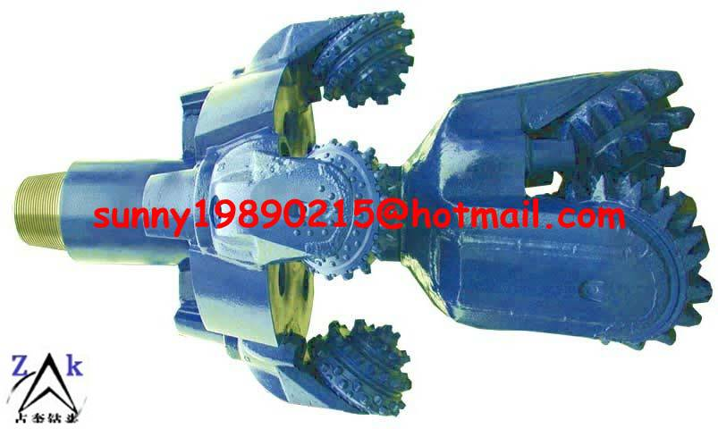 Hole openers/ Reamer bit/Tricone Bits with all kinds of bit cutters