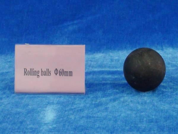 Rolling steel ball 60mm