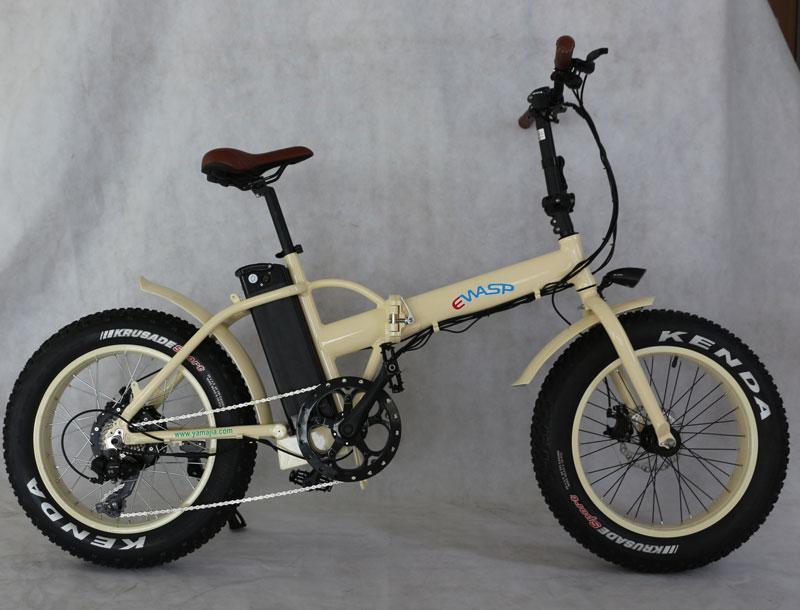 New design aluminium folding electric bicycle