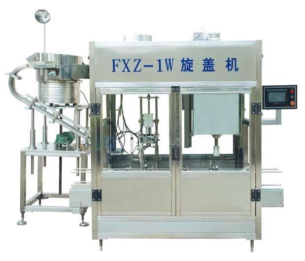 FXZ-1W Automatic Single- head Capping Machine ( for barrel )