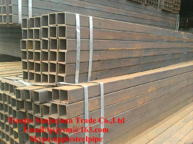 Hollow Section Carbon Steel Square Tubes