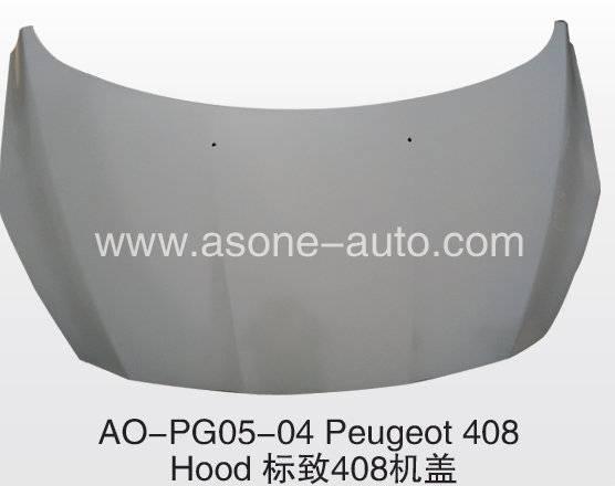ASONE HOOD/BONNET Or Peugeot 408 Auto KIT OEM=7901.R8