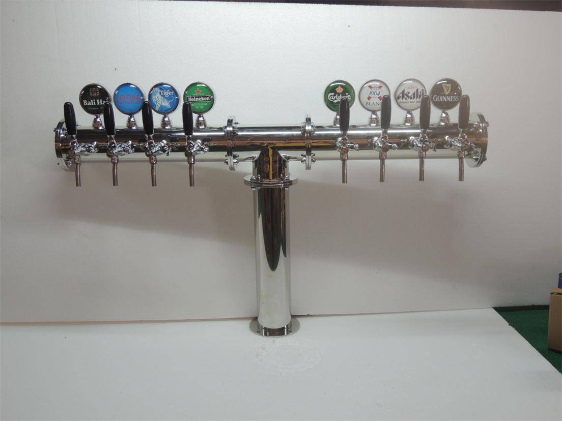 Multiple Taps Beer Tower