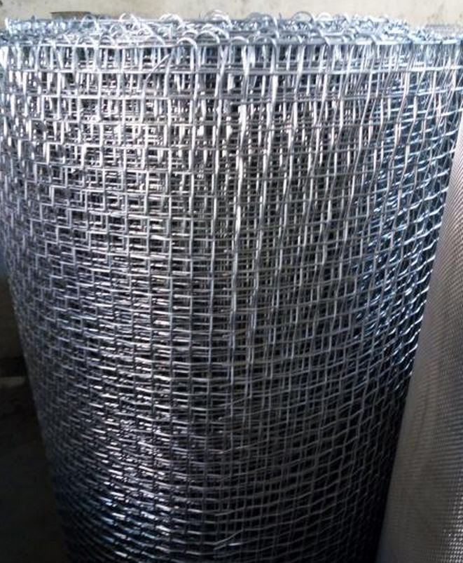 Stainless Steel Closed Edge Wire Mesh