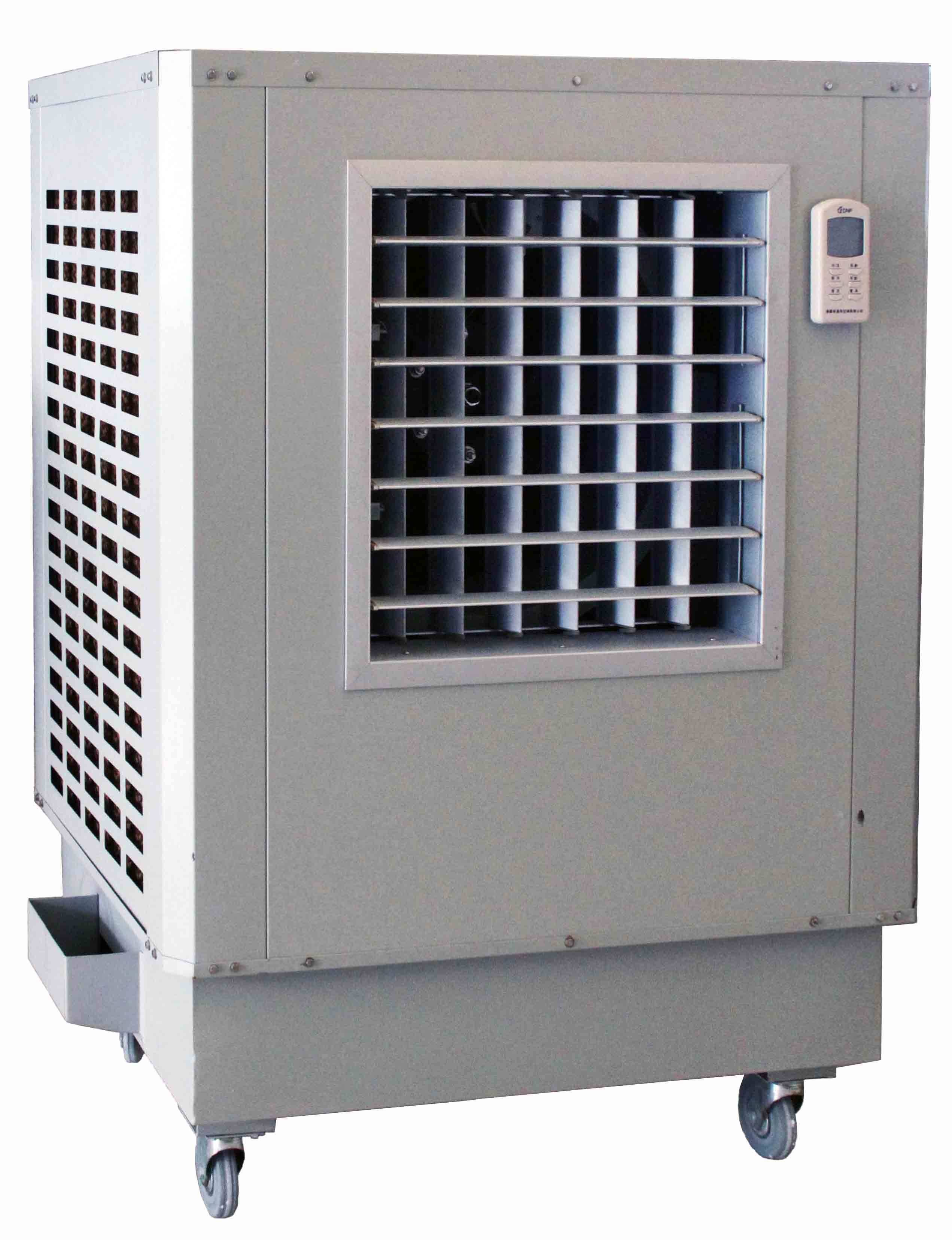 Industrial mobile air cooler efficient air cooling exchange Hot Sale
