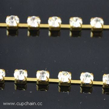 crystal cup chain,fusenby,asfour SS8.5