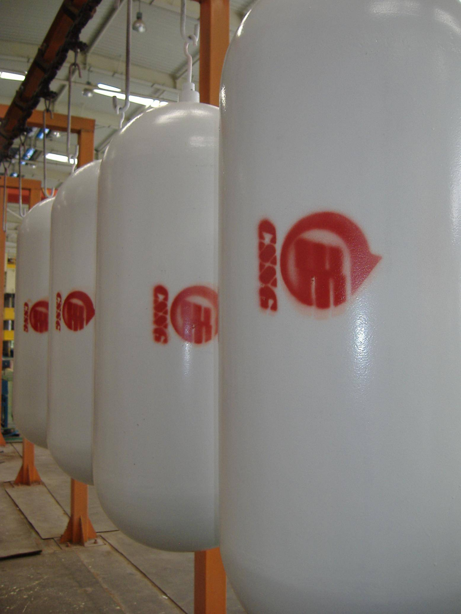 ISO 11439 Standard CNG Cylinders