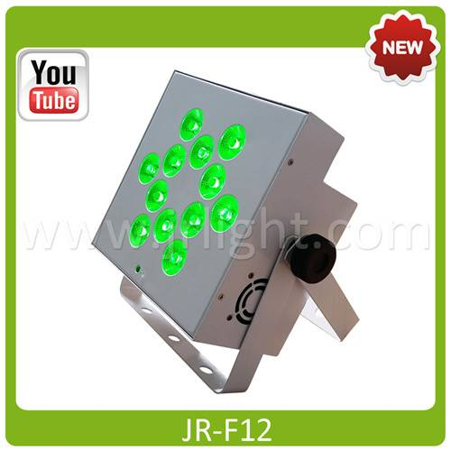LED Wireless Battery Uplighter 12x15W RGBWA 5in1