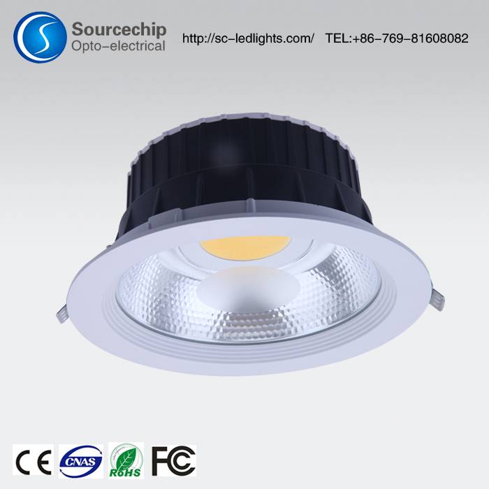 cob 30w led down light Wholesale | large supply cob 30w led down light