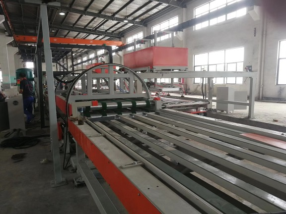 selling mgo board production line machinery