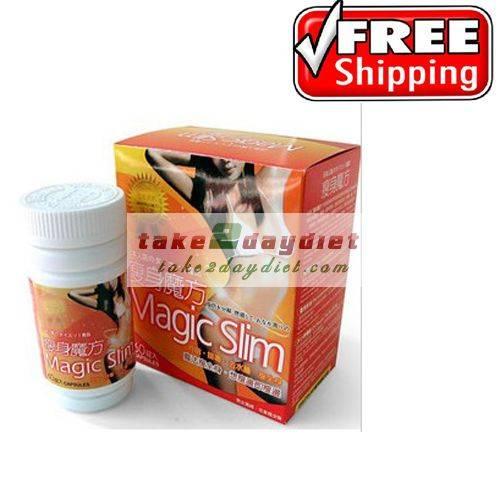 MAGIC SLIM TEA Weight Loss Capsule