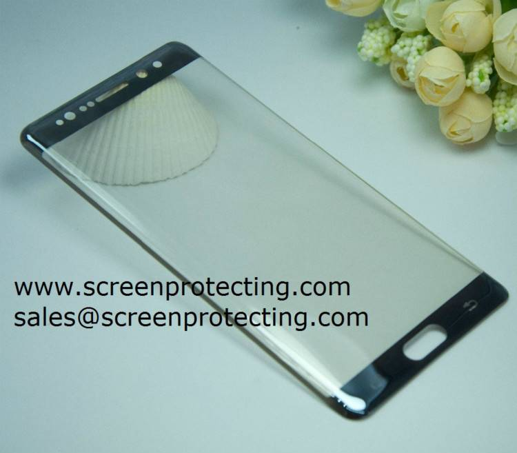 Whole Mobile Phone Accessories 3D 9H Premium Tempered Glass Screen Protector Samsung Galaxy Note 7