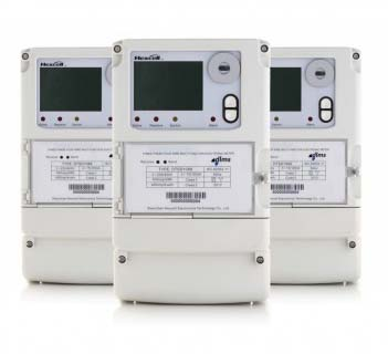 Three Phase DLMS Postpaid Energy Meter
