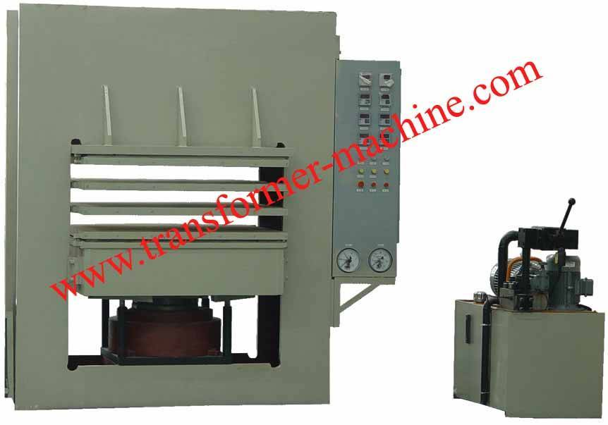 paper board thermal press