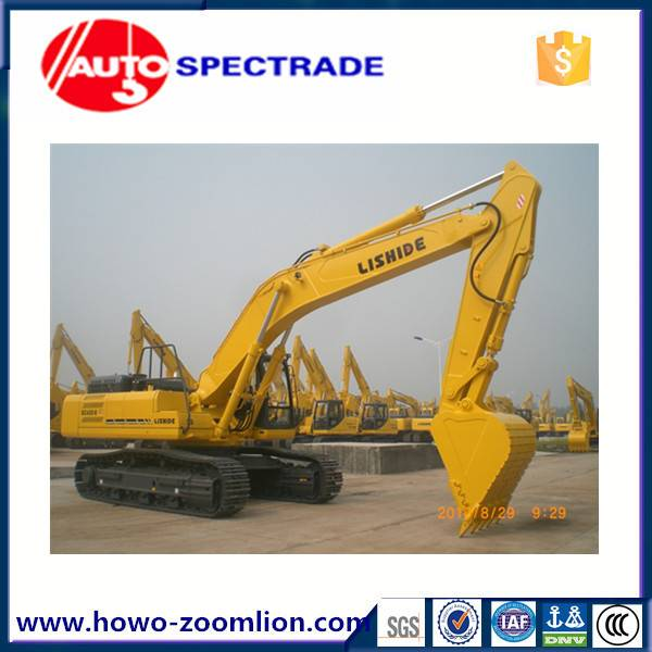46.5 ton excavator China Lishide SC450.8 low price