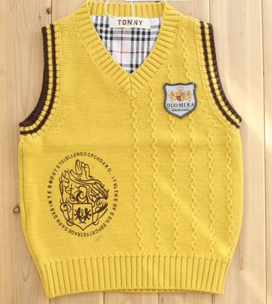 boys/girls school style sweater
