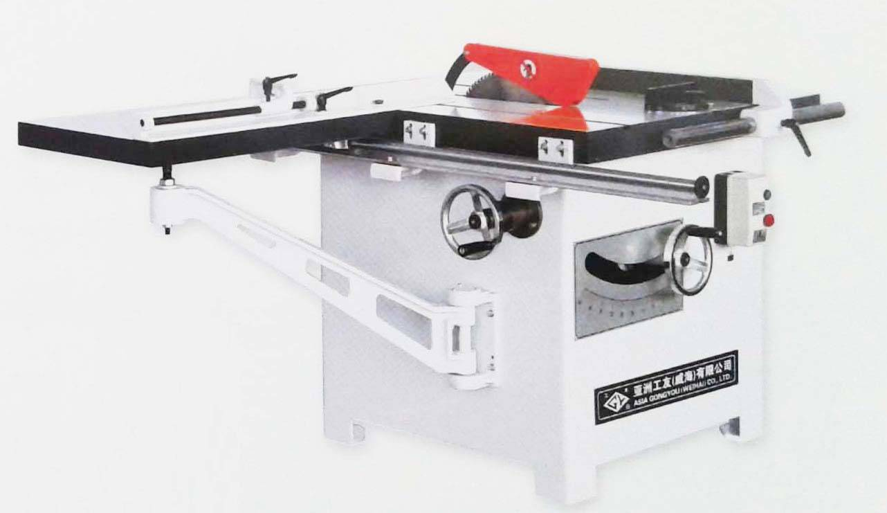 MJ243C Table - Sliding Circular Saw