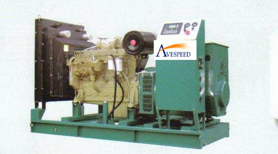 300KW generator sets with ATS