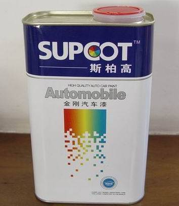 Rectangle Paint Can