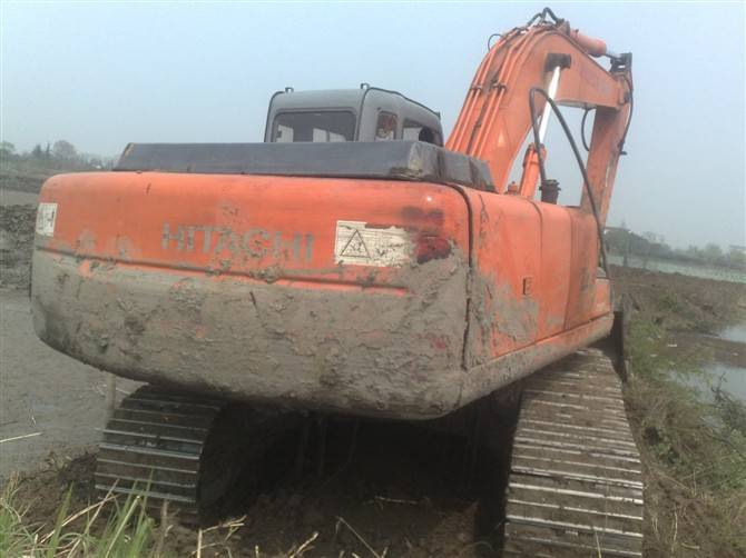 Used excavator Hitachi ZAXIS200,Hitachi ZX200-6