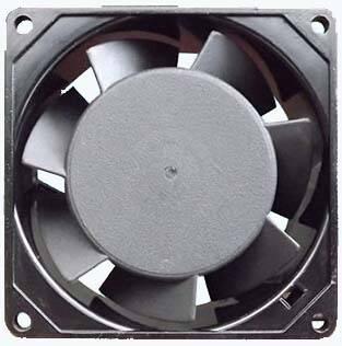 sell ac fan, axial fan 808038mm