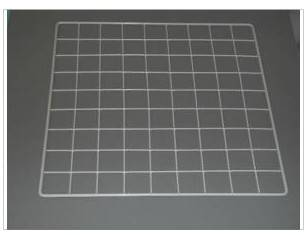 metal wire Gridwall Panel