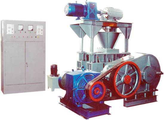 Dry power ball press /briquette making machine ( 5 press models)