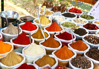 Spices, Garlic Powder, Onion Powder & Ginger Powder