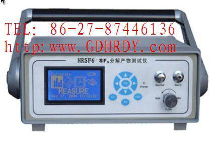 High-precision SF6 gas leak detectors