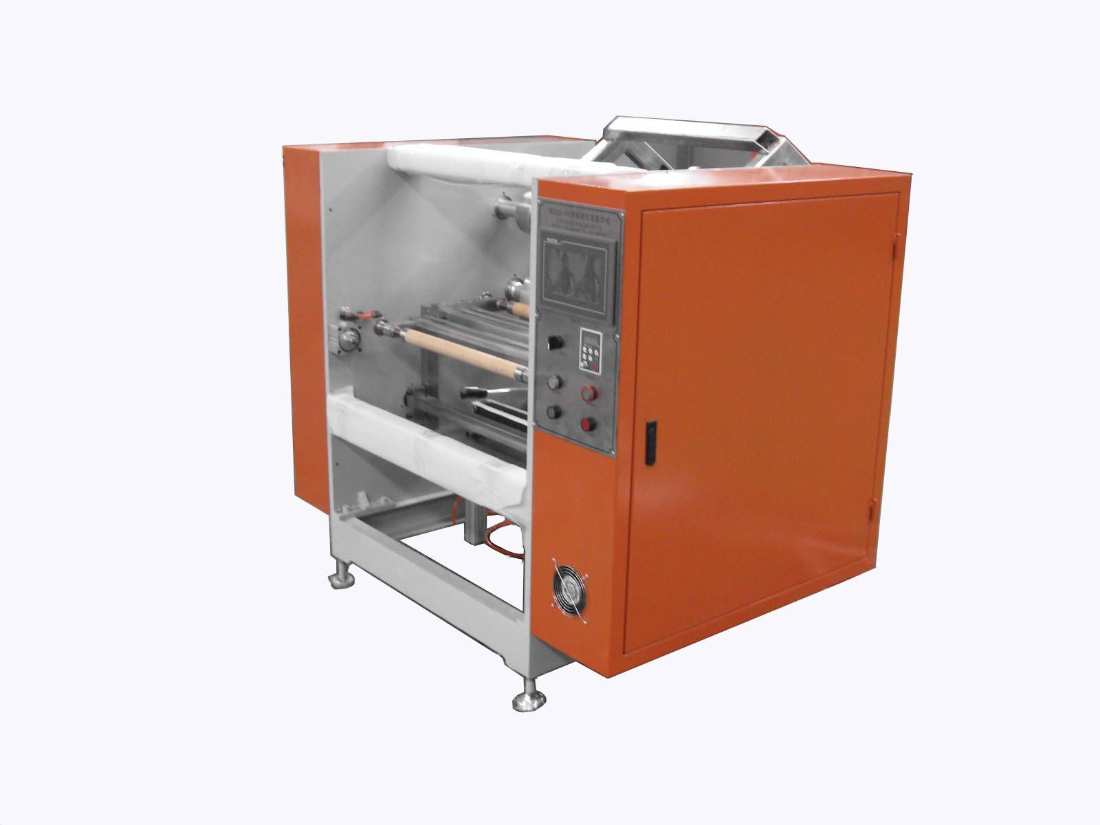 Semi-automatic Kitchen Foil Roll Machine