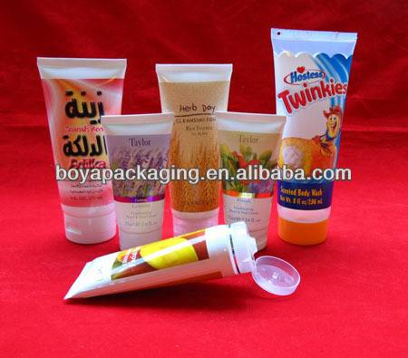 Aluminum&Plastic Laminated Tubes hot sales
