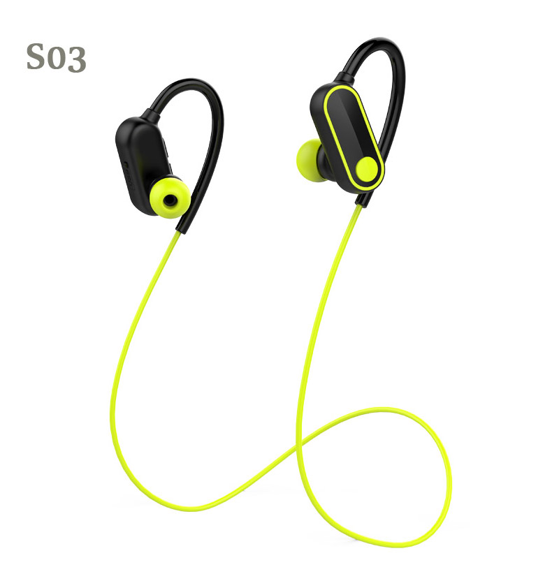 S03 Hands-Stereo Headset,Bluetooth earphone,Bluetooth Earbuds,Wireless Sports Earbud