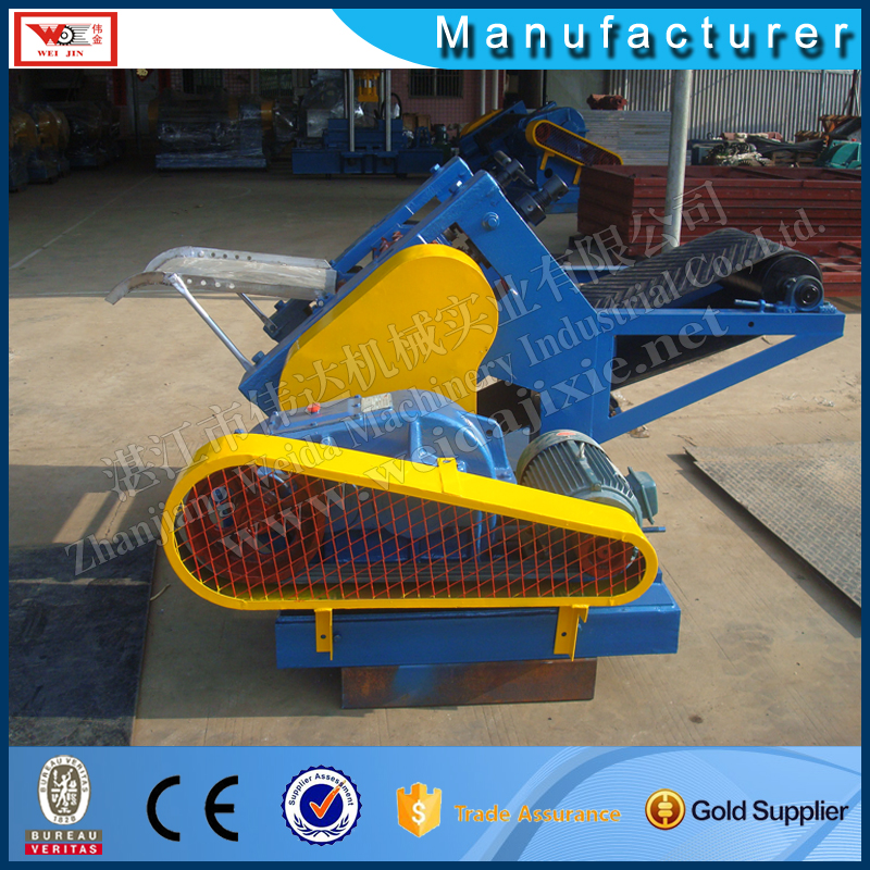 Dry rubber crushergood quality rubber crushing machine