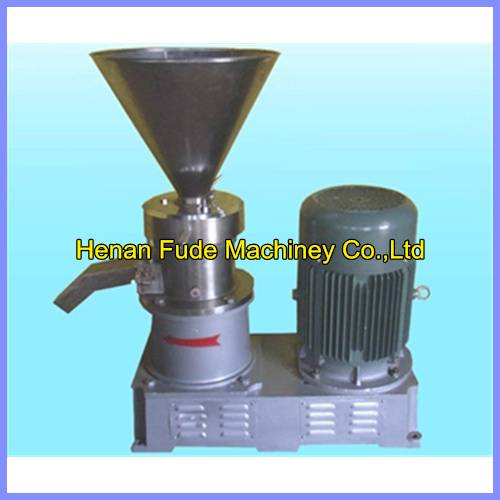 Stainless steel Peanut butter making machine, chilly sauce grinding ma
