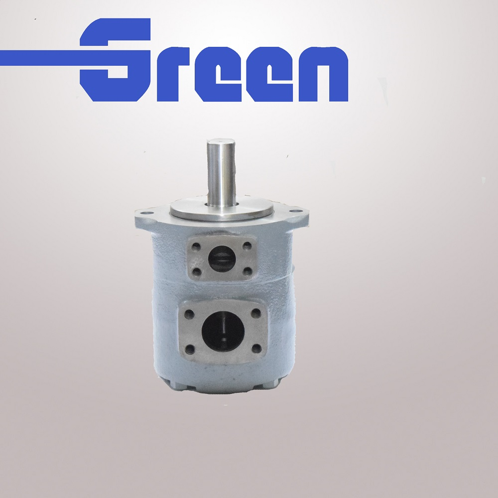 machinery parts Tokimec hydraulic vane pump single pump