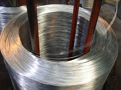 Galvanized Steel core for ACSR