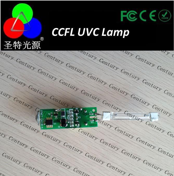 uv toothbrush lamp tube with DC3V inverter