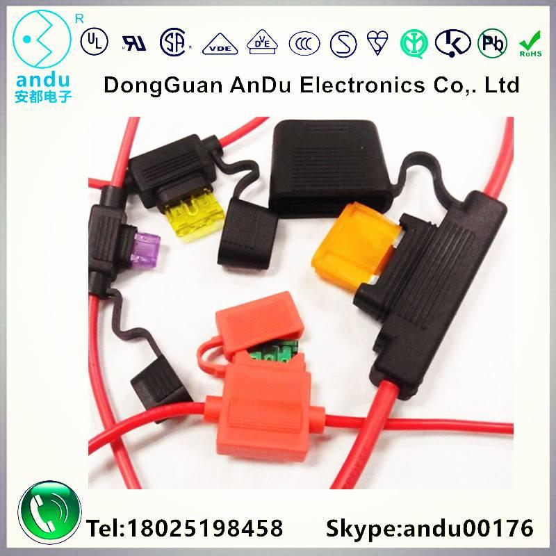 waterproof auto fuse holder