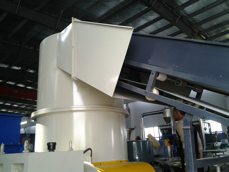PP PE HDPE LDPE Pelletizing Machine