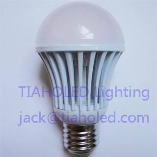 led global bulb led dimmable led mcob 10W