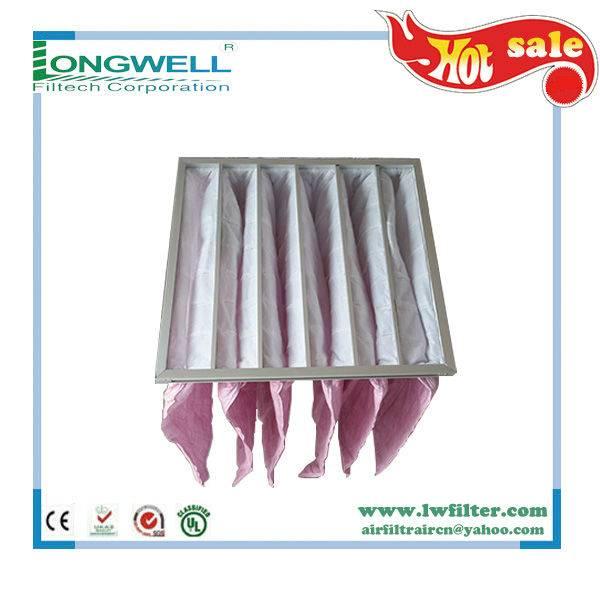 F8 Filter bag/ bag filter for ventilation by LWP-F8