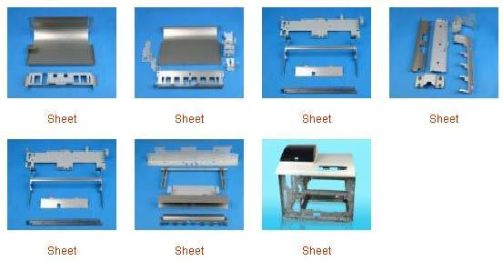 Sell Sheet metal and Fabrication parts