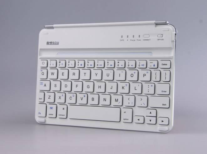 Ultra-thin Bluetooth keyboard HB085 for iPad mini