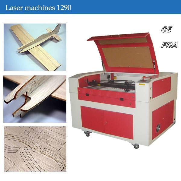 Model aircraft Laser cutting machine