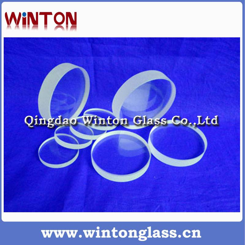 Winton Glass Circular sight glass glass dick