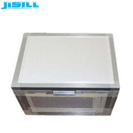 Custom VPU Material Structure Medical Cool Box For Medicine Transport