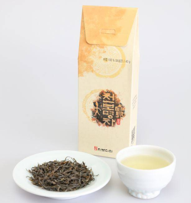 Chunbo Myung Tea - JoongJak